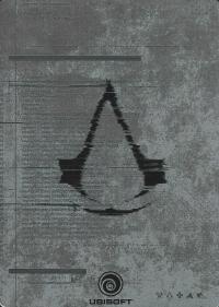 Assassin's Creed: Revelations - Steelbook Box Art