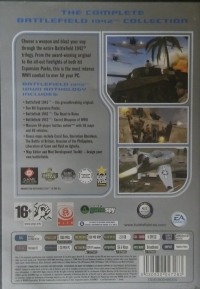 Battlefield 1942: World War II Anthology - Classics Box Art