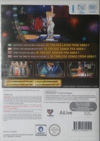 ABBA: You Can Dance Box Art