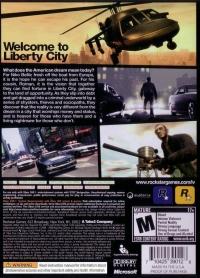 Grand Theft Auto IV Box Art