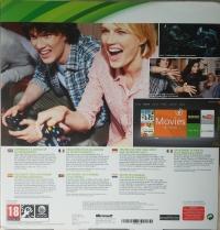 Microsoft Xbox 360 - Forza Motorsport 4 / The Elder Scrolls V: Skyrim [EU] Box Art