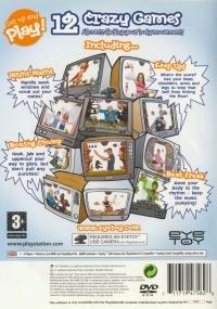 EyeToy: Play [UK] Box Art