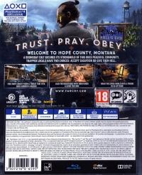 Far Cry 5 Box Art