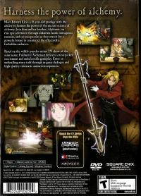 Fullmetal Alchemist and the Broken Angel Box Art