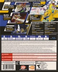 Digimon Story Cyber Sleuth: Hacker's Memory Box Art