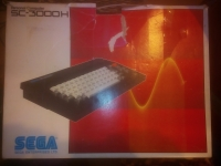Sega SC-3000H (black) Box Art