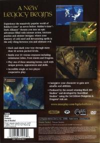 Baldur's Gate: Dark Alliance - Greatest Hits Box Art