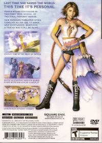 Final Fantasy X-2 - Greatest Hits Box Art