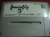 Romancing Saga 3 rom sample Box Art