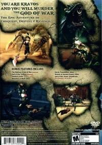 God of War - Greatest Hits Box Art