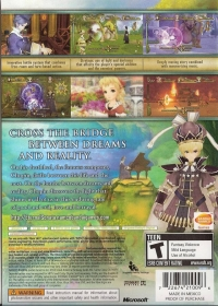 Eternal Sonata Box Art