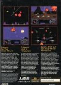Missile Command 3D Box Art
