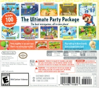 Mario Party: The Top 100 Box Art