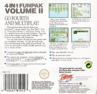 4 in 1 Funpak Vol. 2 Box Art