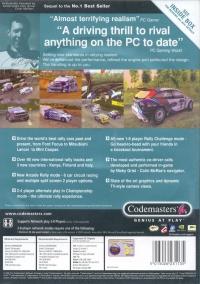 Colin McRae Rally 2.0 (ELSPA rated) Box Art