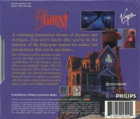 7th Guest, The Box Art