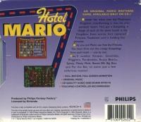 Hotel Mario Box Art
