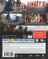 Assassin's Creed Unity Box Art
