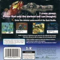 Dark Arms: Beast Buster 1999 Box Art
