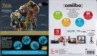 Four Champions Pack - The Legend of Zelda: Breath of the Wild Box Art