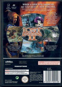 Lost Kingdoms II Box Art
