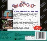 Beyond Shadowgate Box Art