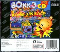 Bonk 3: Bonk's Big Adventure Box Art