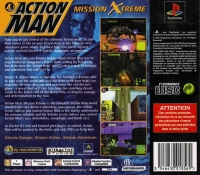 Action Man: Mission Xtreme - Best of Infogrames Box Art