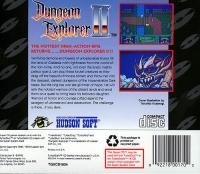 Dungeon Explorer II Box Art
