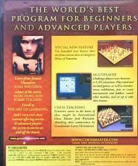Chessmaster: Grandmaster Edition Box Art