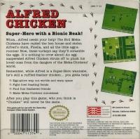 Alfred Chicken Box Art