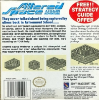 Altered Space Box Art