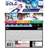Steep: Winter Games Edition Box Art