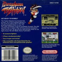 Battle Arena Toshinden Box Art