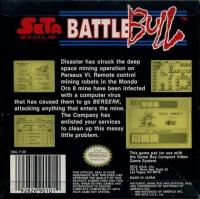 Battle Bull Box Art
