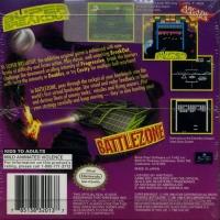 Arcade Classics: Super Breakout / Battlezone Box Art