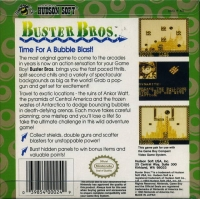 Buster Brothers Box Art