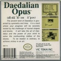 Daedalian Opus Box Art