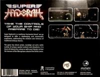 Super Hydorah - Classic Edition Box Art