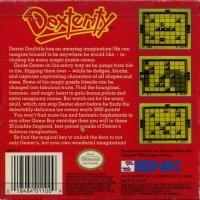 Dexterity Box Art