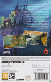 Flame in the Flood, The Box Art