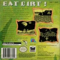 Earthworm Jim Box Art