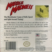 Marble Madness Box Art
