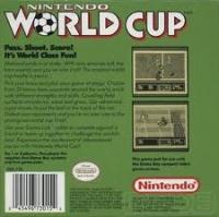 Nintendo World Cup Box Art