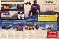 Sony PlayStation 4 CUH-1004A - Killzone: Shadow Fall Box Art