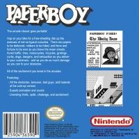 Paperboy Box Art