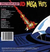 10 Mega Hits Box Art