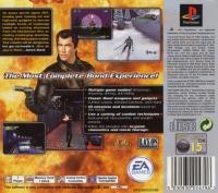 007: Tomorrow Never Dies - Platinum Box Art
