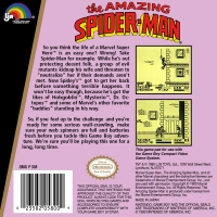 Amazing Spider-Man, The Box Art