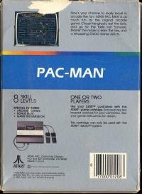 Pac-Man Box Art